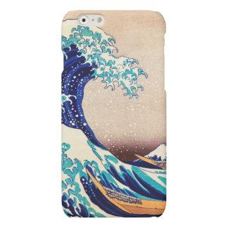 Great Wave Off Kanagawa Japanese Vintage Fine Art Matte iPhone 6 Case