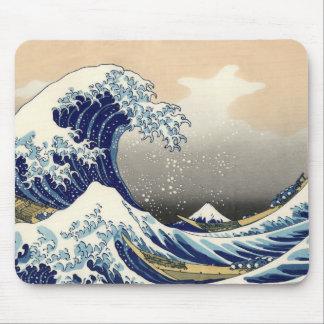 Great wave off Kanagawa Mousemat Mousepad