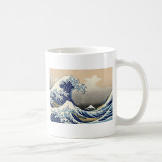 Great Wave off Kanagawa Classic White Coffee Mug