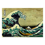 Great Wave off Kanagawa Poster