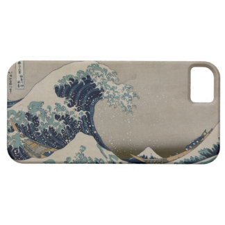 Great Wave Off Kanagawa pre-1900s iPhone 5 Case
