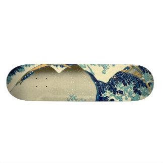 Great Wave Off Kanagawa Skateboard