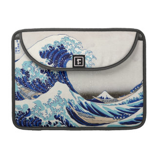 Great Wave off Kanagawa Sleeve For MacBook Pro