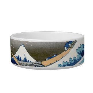 Great Wave Off Kanagawa Vintage Japanese Fine Bowl