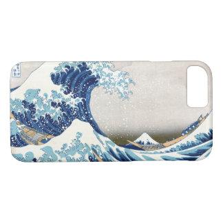 Great Wave Off Kanagawa Vintage Japanese Fine iPhone 8/7 Case