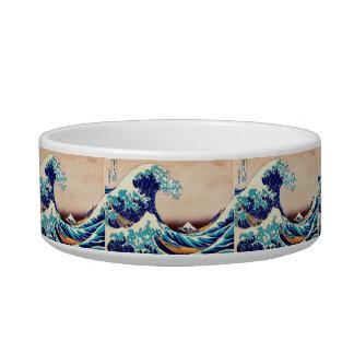 Great Wave Off Kanagawa Vintage Japanese Print Art Bowl