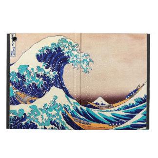 Great Wave Off Kanagawa Vintage Japanese Print Art iPad Air Case