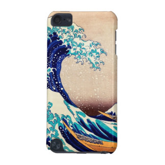 Great Wave Off Kanagawa Vintage Japanese Print Art iPod Touch 5G Case