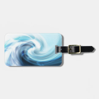 Great waves for surfing bag tags