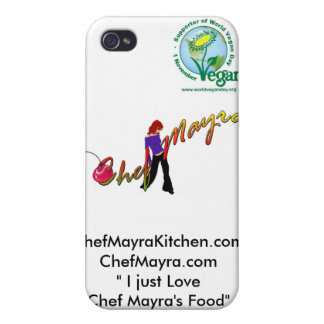 Great Way to Show your Vegan Pride Cover For iPhone 4