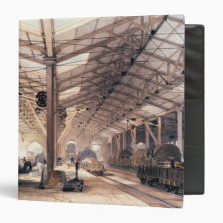 Great Western Railway: Freight shed at Bristol Binder