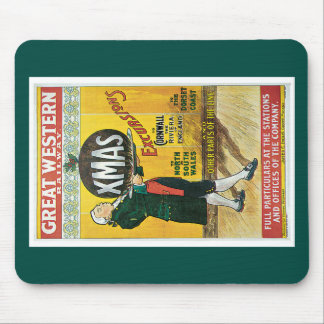 Great Western Railway Mouse Pad