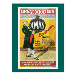 Great Western Railway Postcard