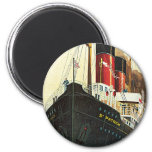 Great Western Railway - To Ireland 2 Inch Round Magnet