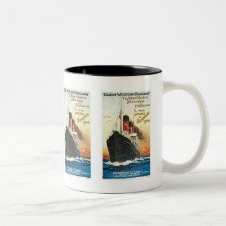 Great Western Railway - To Ireland Coffee Mugs