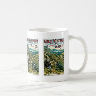 Great Western Railway ~ Wales Coffee Mug