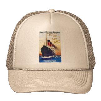 great western railways fishguard trucker hat