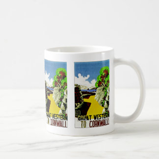 Great Western to Cornwall Mugs