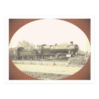 Great Western Train Postcards