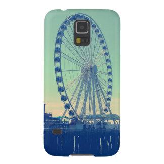Great Wheel Galaxy S5 Case