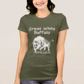 Great White Buffalo T-Shirt