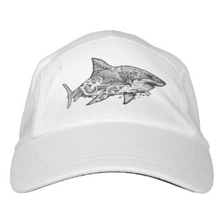 GREAT WHITE HEADSWEATS HAT