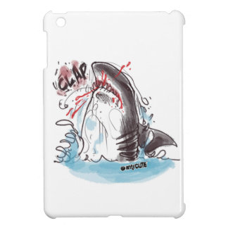great white iPad mini cover