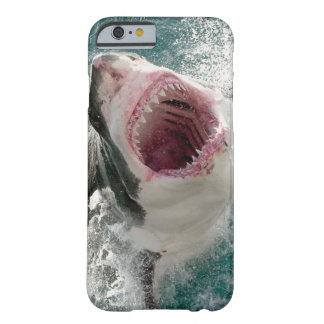 Great White iPhone 6 Barely There case Barely There iPhone 6 Case