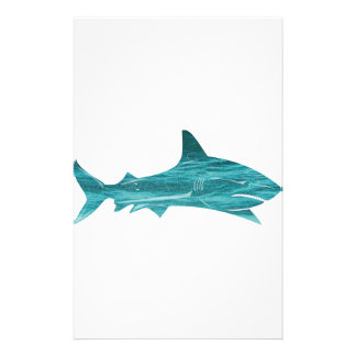 Great White Ocean Design Stationery