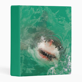 Great White Shark1 Mini Binder
