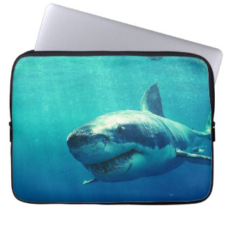 GREAT WHITE SHARK 1 COMPUTER SLEEVES