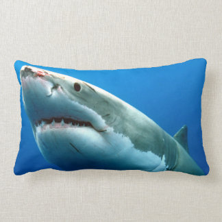GREAT WHITE SHARK 3 LUMBAR PILLOW