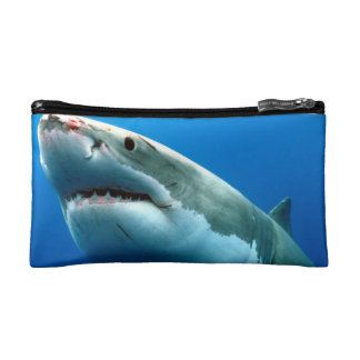 GREAT WHITE SHARK 3 MAKEUP BAG