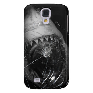 Great White Shark Attack Phone Cover forSamsung S4