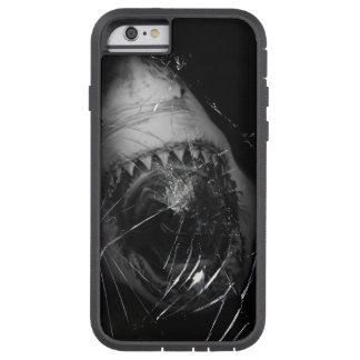 Great white shark attack phone cover under ocean tough xtreme iPhone 6 case
