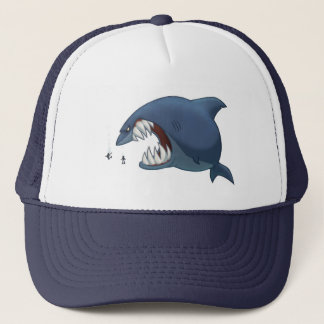 Great White Shark Hat