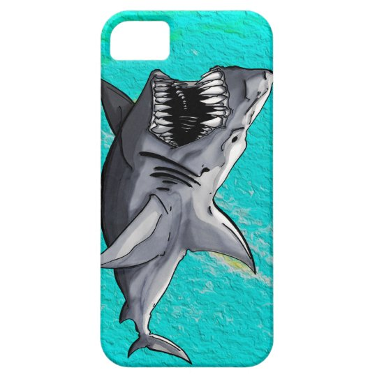 Great White Shark - iPhone Case