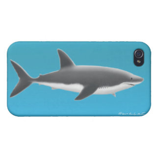 Great White Shark iPhone Case iPhone 4/4S Cover