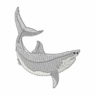 Great White Shark Polo Shirt