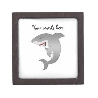 Great white shark premium gift box