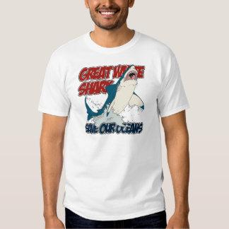 Great White Shark Tee Shirt