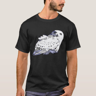 Great White Snowy Owl T-Shirt