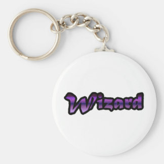 great wizard keychain