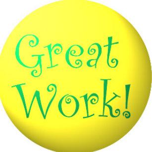 great work stickers sticker designs zazzle
