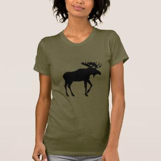 Great WYOMING Moose Shirt - Custom Colors