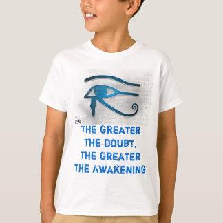 Greater Awakening kids shirt