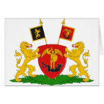 Greater Brussels, Belgium Greeting Cards