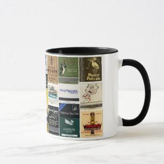 Greater Del Rey (both Playa and Marina) Matchbooks Mug