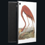 "Greater Flamingo by Audubon Case For iPad Air<br><div class=""desc"">John James Audubon (April 26, 1785 – January 27, 1851), born Jean-Jacques Audubon, was an American ornithologist, naturalist, and painter. He was notable for his expansive studies to document all types of American birds and for his detailed illustrations that depicted the birds in their natural habitats. His major work, a...</div>"
