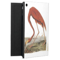 Greater Flamingo by Audubon Case For iPad Air